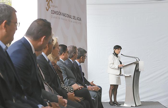 El Gobierno de México refundará la Conagua