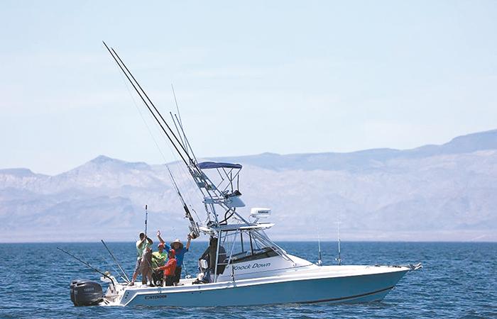 Récord de licencias para  pesca deportiva en BC