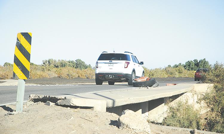 Estado rehabilita carreteras del valle y puente Yucatán