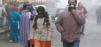 Predominan bajas  temperaturas en BC
