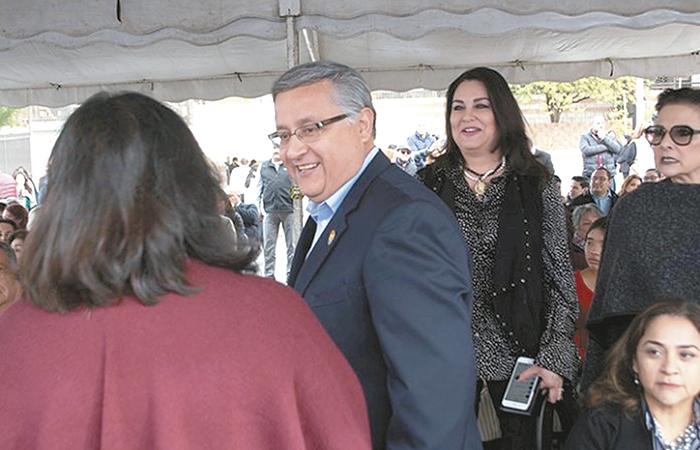 Gustavo Sánchez buscará reelección