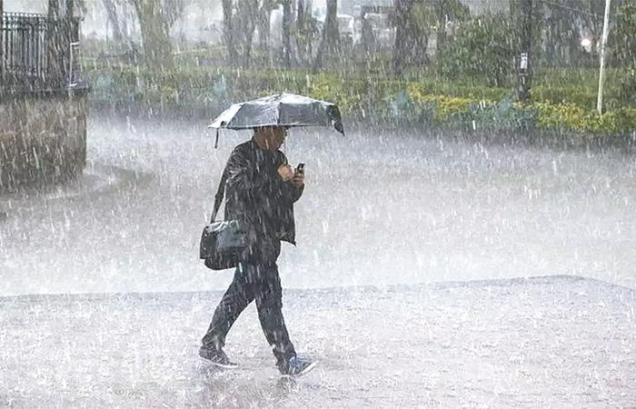 Optimismo por lluvias y  nevadas en la cuenca alta
