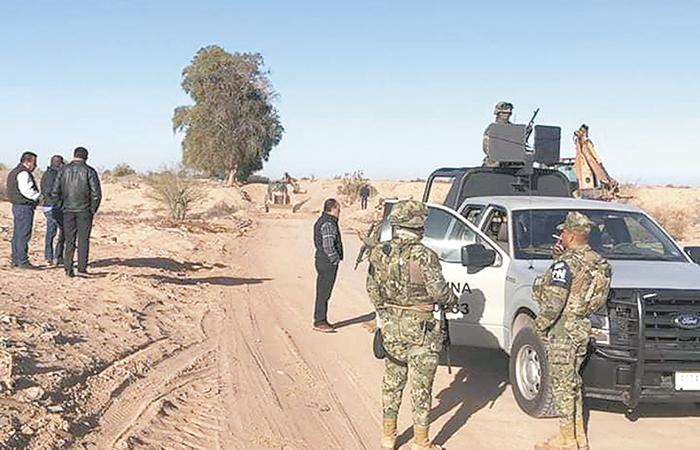 Se incrementan los robos y  vandalismo en la zona rural