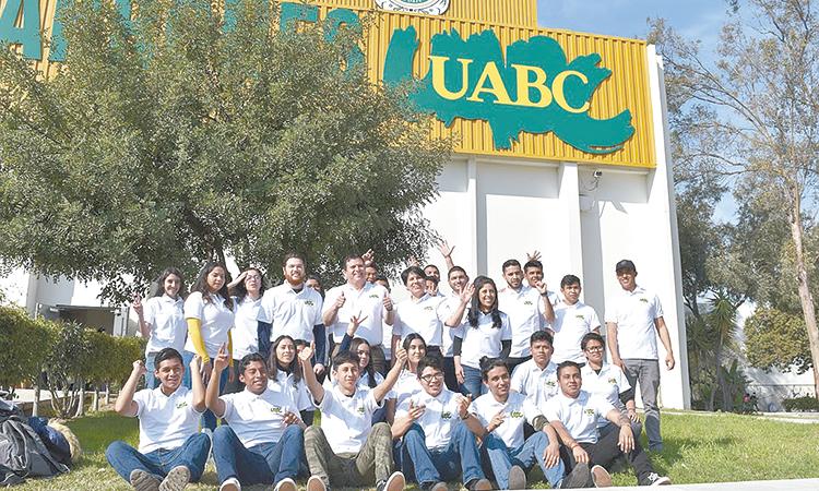 Bienvenida a estudiantes de nuevo ingreso a UABC