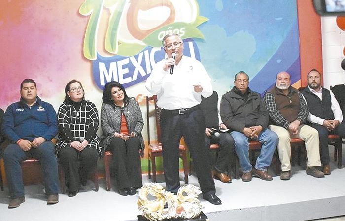 Todo marzo, los festejos del 116 aniversario de Mexicali