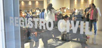 Campañas 2019 en materia  de Registro Civil en Ensenada