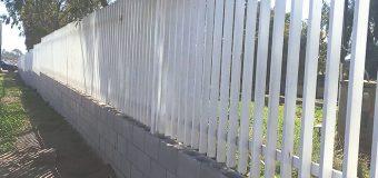 Obras de infraestructura educativa en Ensenada