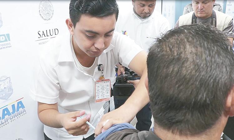 Registran en periodo invernal  113 casos influenza en el Estado