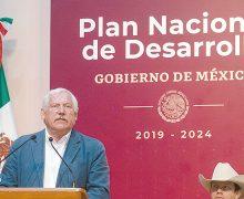 Necesaria la participación de todos en Plan Nacional de Desarrollo: Villalobos