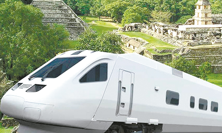 Señala IMCO riesgos del Tren Maya