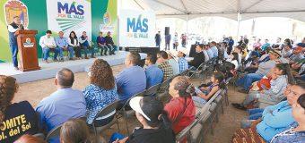 """""""Más por el valle"""", mejores servicios y atención: GSV"""