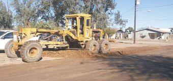 Realizan motoconformado  en la zona rural de Tecate