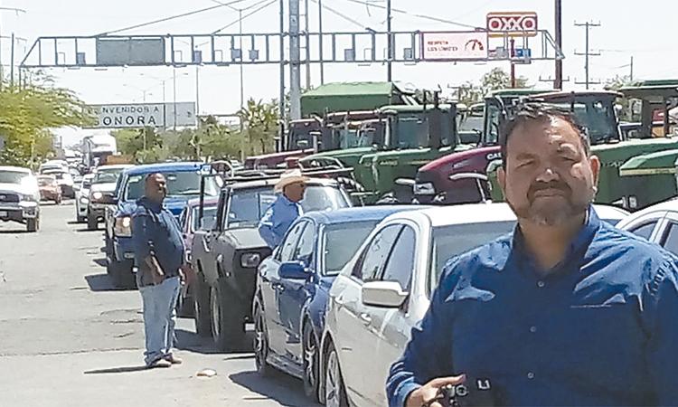 Rebelión campesina contra de política agropecuaria de AMLO