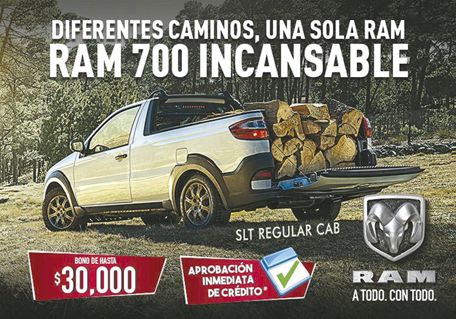 RAM 700 2019