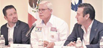 Bloque Industrial Regional de  Canacintra se reunió con Bonilla