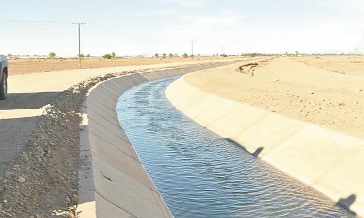 Este año México no tendrá  recorte de agua del Río Colorado