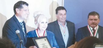 Alcalde reconoce labor en Sociedad Mexicana de Geografia