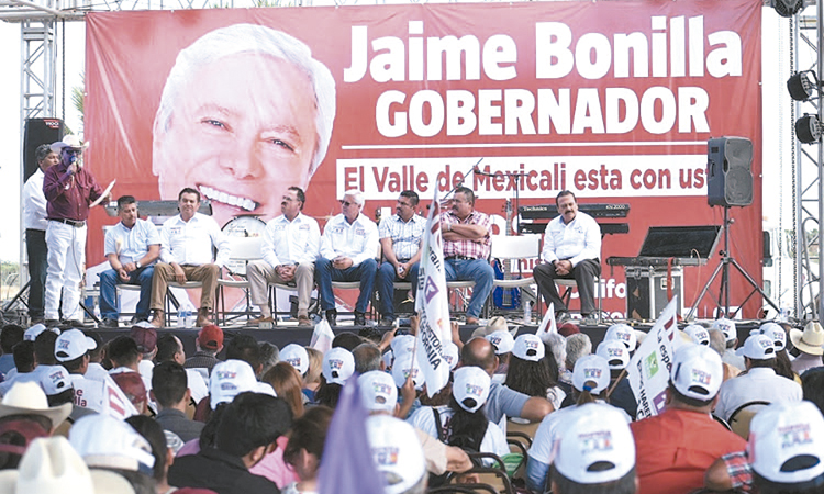 Ya no hay tiempo para fallar; no más opulencia en el gobierno: Bonilla