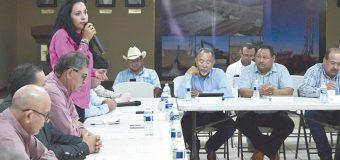 Usuarios del agua se suman  a la propuesta de Mayola