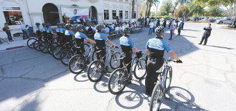 Diez nuevos elementos a la  unidad ciclista de la DSPM