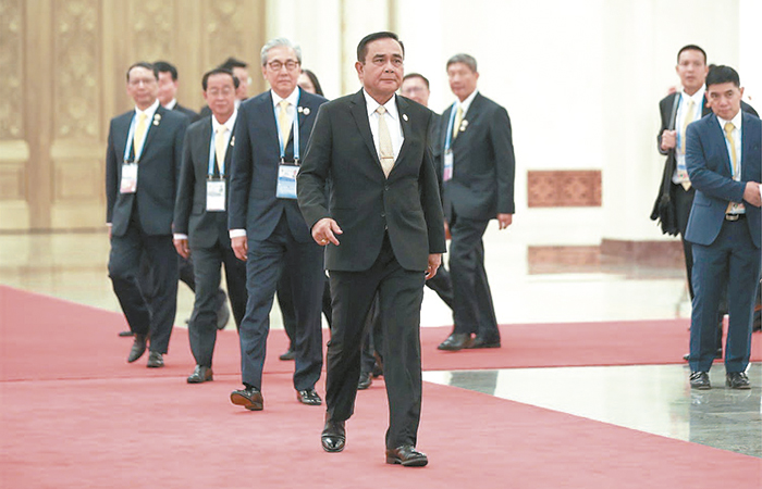 China y ONU ven a la Franja y la Ruta como opción de crecimiento verde