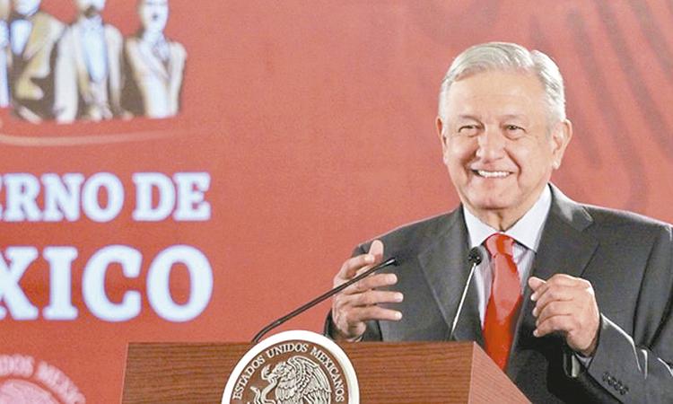 En Tijuana, acto de unidad por la dignidad de México; AMLO