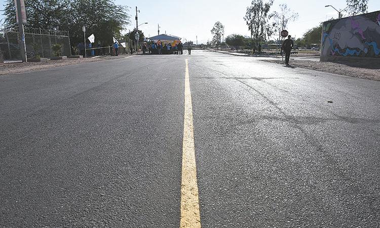 Inaugura el gobierno municipal obras de pavimentación