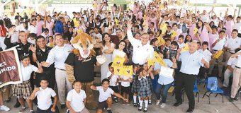 Concluyeron cursos DARE en San Felipe