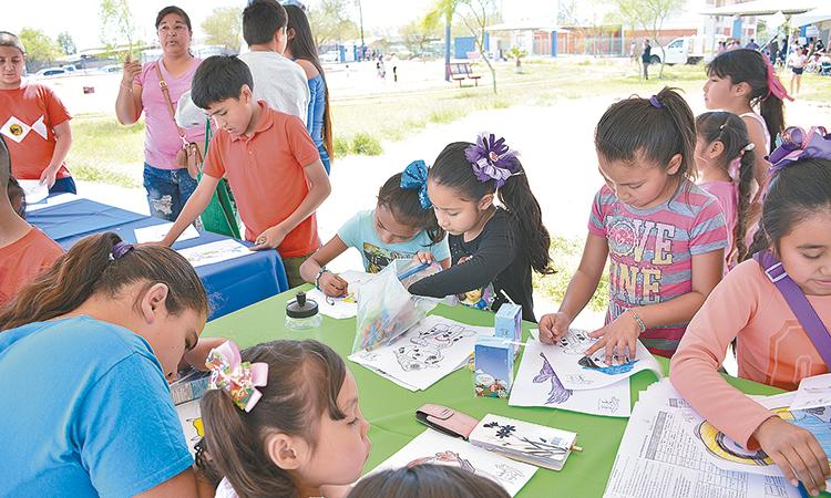Convocatoria de pintura y dibujo infantil municipal