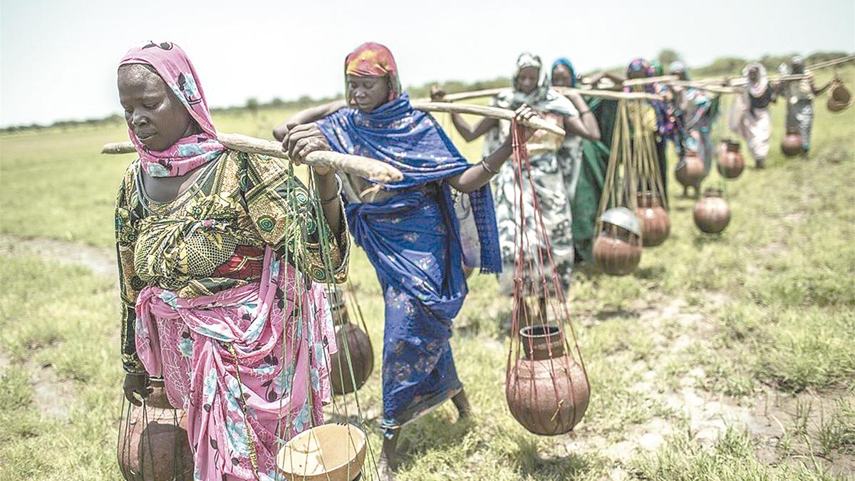 Alerta ONU sobre impacto del calentamiento global en combate al hambre