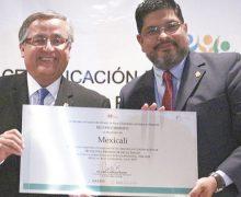 Mexicali entorno promotor de la salud; ISESALUD