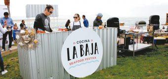 "Cuarto festival ""Cocina la Baja"""