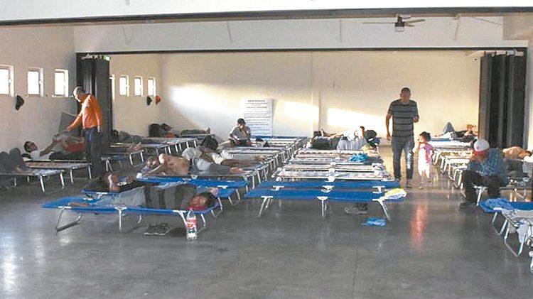 Más de 11 mil 600 personas han sido atendidas en el Albergue Peregrino