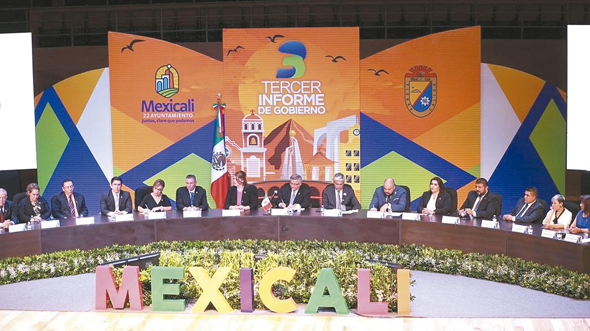 En tres años, Mexicali tomó rumbo, hay que seguir: GSV