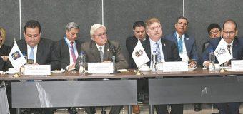 Fiscal General de la República preside reunión sobre Justicia