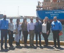 Puerto de Ensenada  busca fortalecer relación binacional