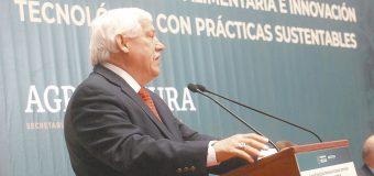 Avanzar hacia la autosuficiencia alimentaria:  Víctor Villalobos