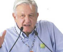 'Ya que le bajen, al  carajo la delincuencia': López Obrador