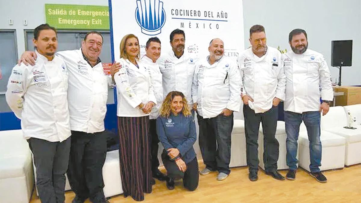 En Guanajuato la 7ª edición de Cocinero del Año México 2019 – 2021