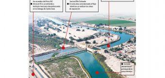 EU repara canal de desvío  de agua del Welton Mohave