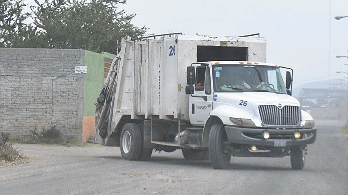 Analiza alternativas para compra de  recolectores de basura