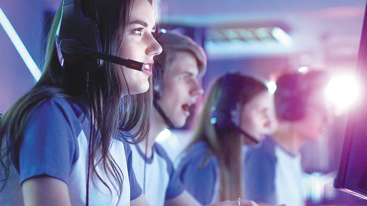 Los eSports generan hábitos saludables en videojuegos