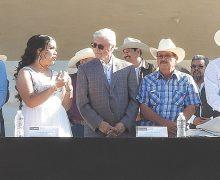 Bonilla Valdez regresó la presencia de gobernador al Día del Ejido