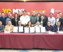 Acuerdan mejoramiento del medio ambiente en Mexicali