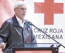 Refrenda Bonilla total apoyo a la Cruz Roja