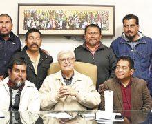 Bonilla atiende a jornaleros de San Quintín y Tijuana