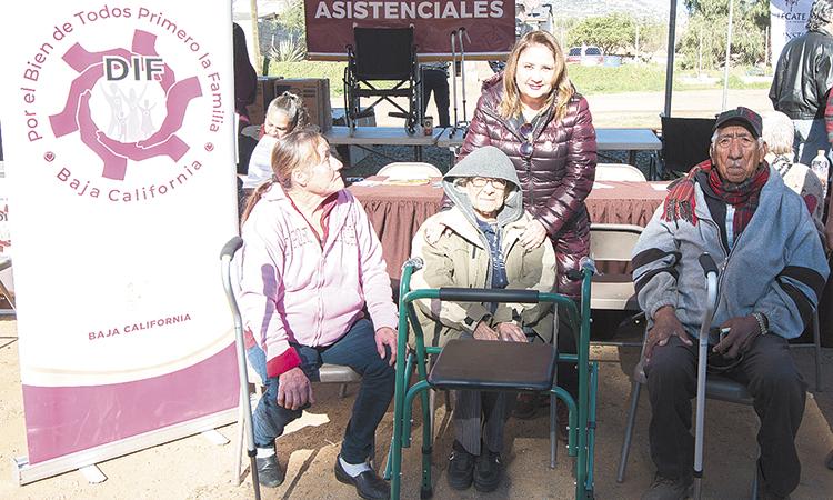Asesoría legal a los adultos mayores; DIF-BC