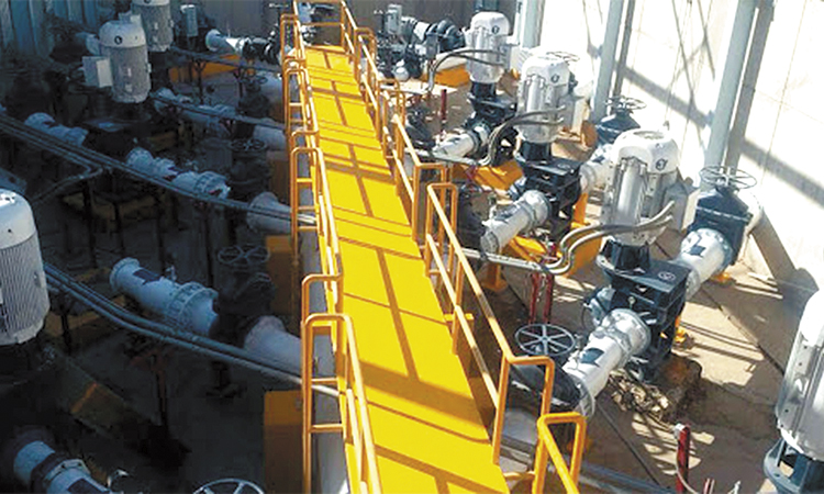 Desabasto de agua cruda causa baja presion en red de distribución