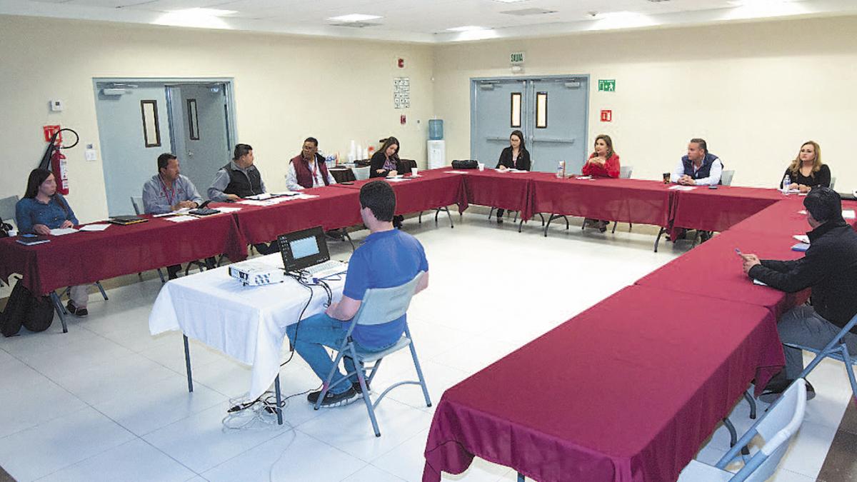 DIF BC se coordina apoyos con federación y municipios