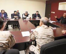 Permanente el trabajo de la Guardia  Nacional contra la inseguridad: Bonilla